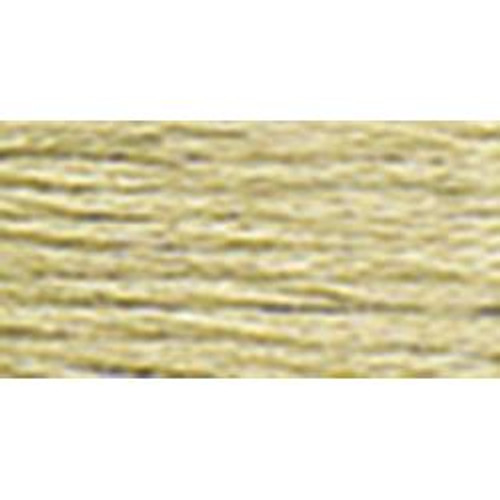 Very Light Drab Brown #8 DMC Pearl Cotton Cord - 87yd spool (#613)
