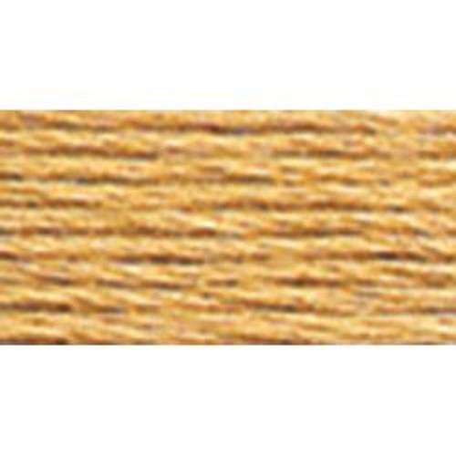Light Tan #8 DMC Pearl Cotton Cord - 87yd spool (#437)