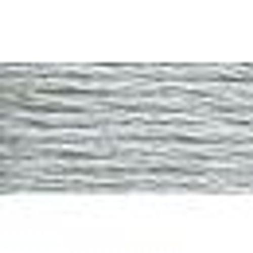 Pearl Grey #8 DMC Pearl Cotton Cord - 87yd spool(#415)