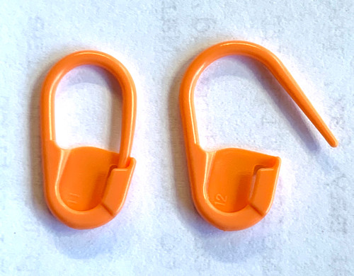 Locking Stitch Markers 2pk