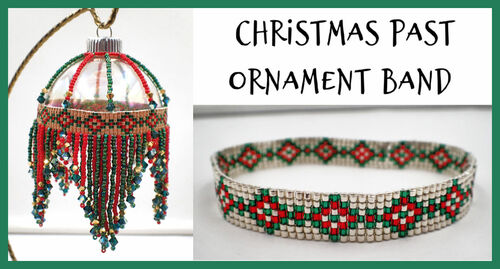 Christmas Past Band Word Chart INSTANT DOWNLOAD PDF Pattern