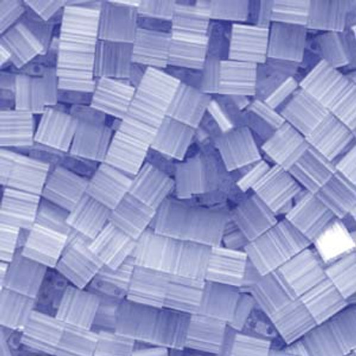 5mm Silk Pale Blue Tila Beads (8 Grams) TL2562