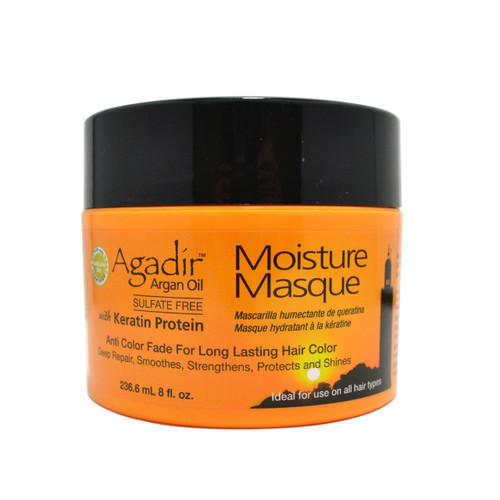 Deep Repair, Smoothes, Strengthens, Protects and Shines