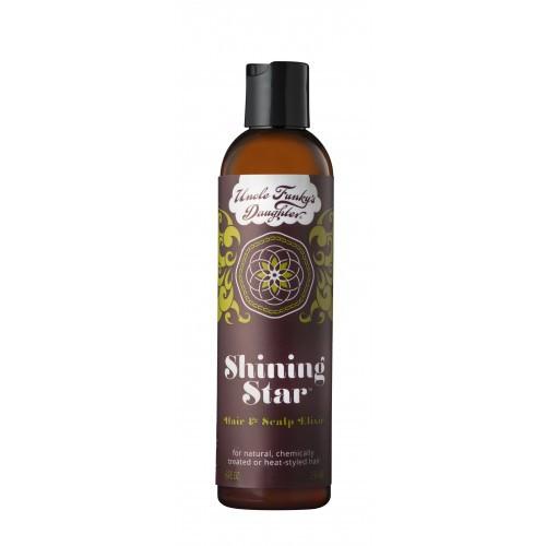 Moisturizes Dry Scalp & Adds Brilliant Shine.
