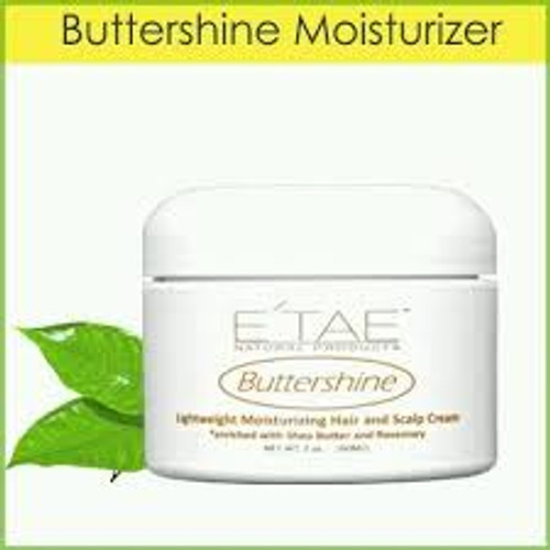 Enriched with Shea Butter and Rosemary