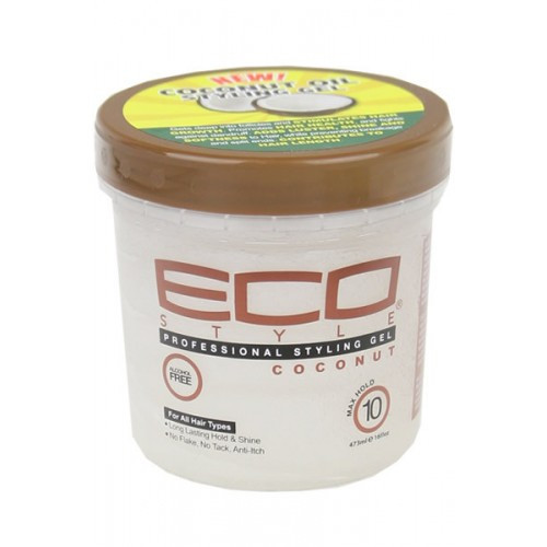 Eco Style Professional Styling Gel Coconut 16oz