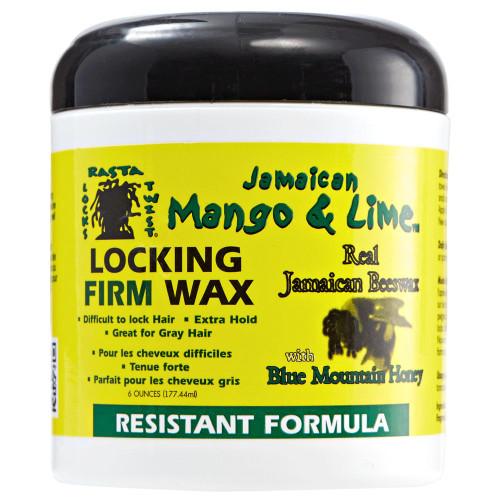 Jamaican Mango & Lime Locking Firm Wax