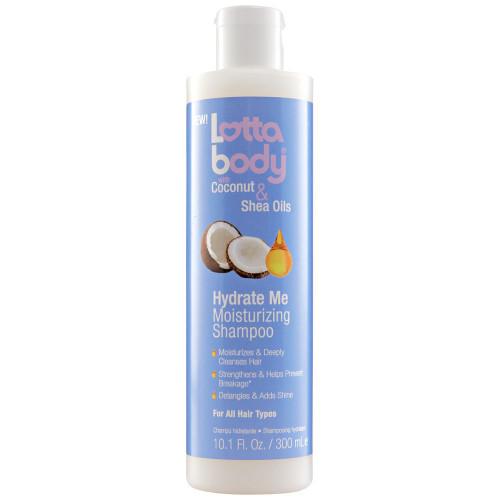 Lottabody Hydrate Me Moisturizing Shampoo