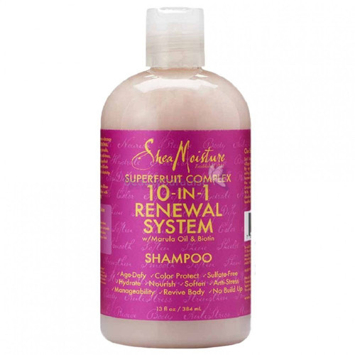 With Marula Oil and Biotin