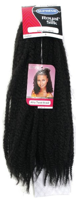 Perfect for Marley hair updos.