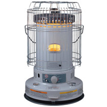 WHITE KEROSENE HEATER