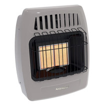 Kozy World 2 Plaque Wall Heater Front View