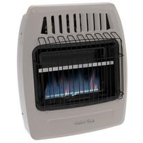 Comfort Glow KWP254 20,000 Btu Blue Flame Propane(LP) Vent Free Wall Heater