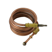 heater thermocouple closeup