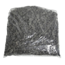 5 POUND BAG OF naturally made decorative rocks TO add a realistic burnt ember effect to your log set