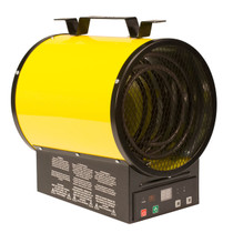 FRONT RIGHT ANGLE VIEW OF HEATER