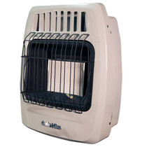 Comfort Glow KWD216 12,000 Btu 2 Plaque Propane(LP) & Natural Gas(NG) Infrared Vent Free Wall Heater