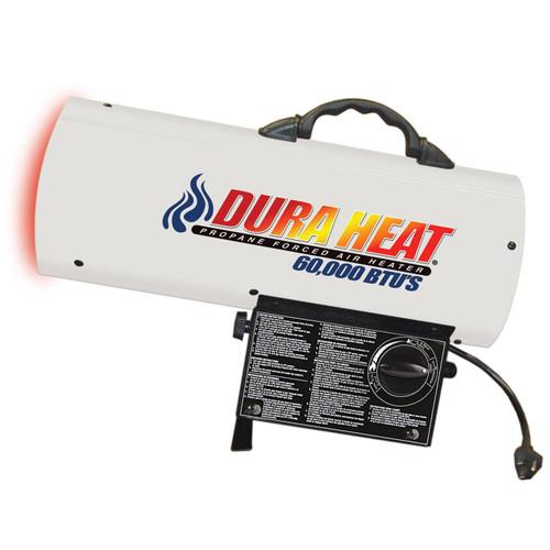 Dura Heat GFA60A 30K-60K BTUs Propane(LP) Forced Air Heater