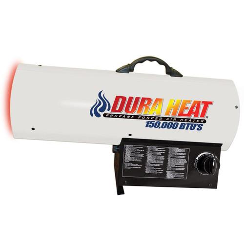 Dura Heat GFA150A 120K-150K BTU Propane(LP) Forced Air Heater