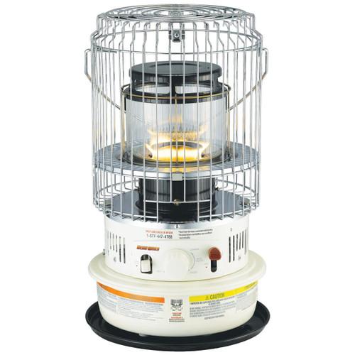 Kero World KW-12 Compact Convection 10,500 Btu's Portable Indoor Kerosene Heater