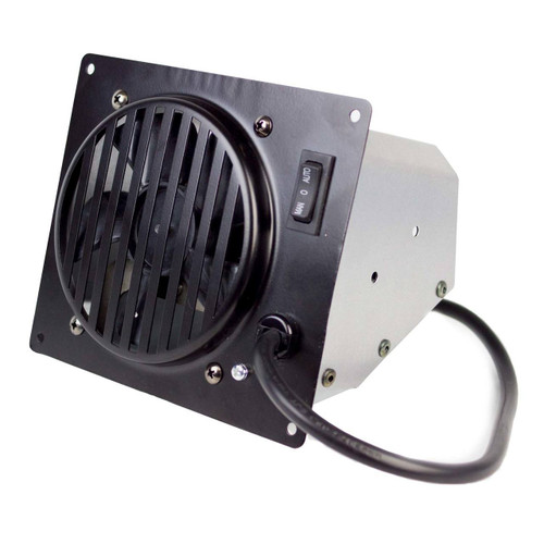 Blower for wall heaters