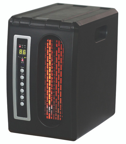 Comfort Glow QDE1320 Compact Infrared Quartz Comfort Furnace