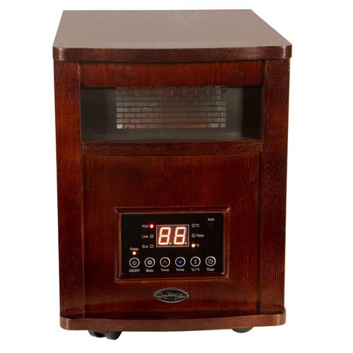Comfort Glow QEH1501 Deluxe Infrared Quartz Comfort Furnace