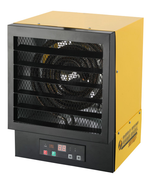 Dura Heat EUH4000R Electric Forced Air Heater with Remote Control 12,800 Btu World Marketing of America