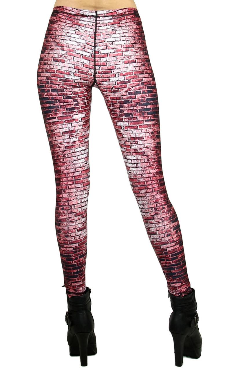 Red Brick Leggings