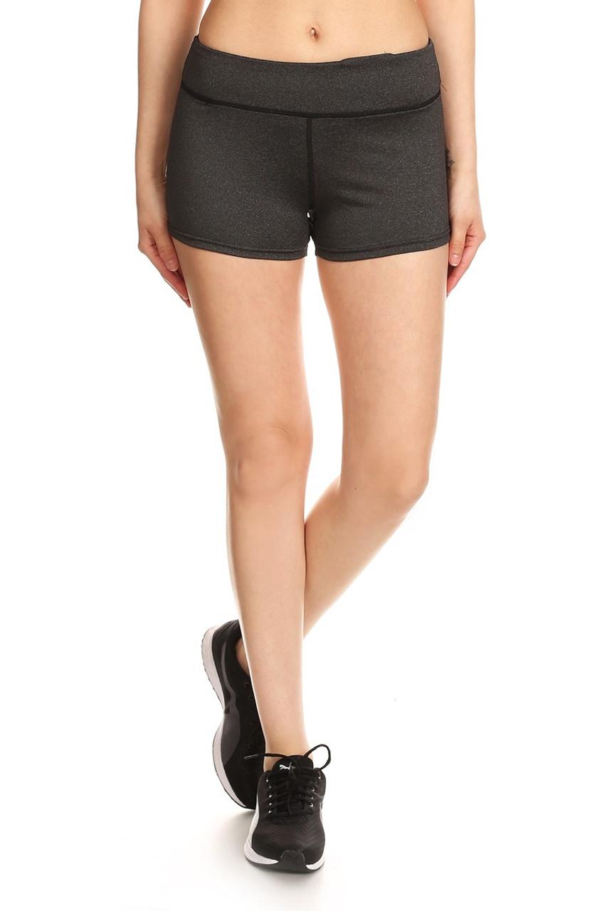 Women's Basic Sport Shorts