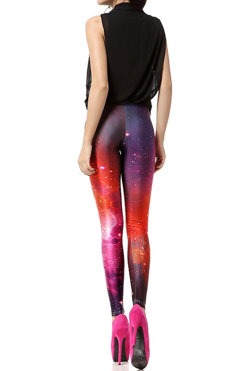Galactic Blast Leggings