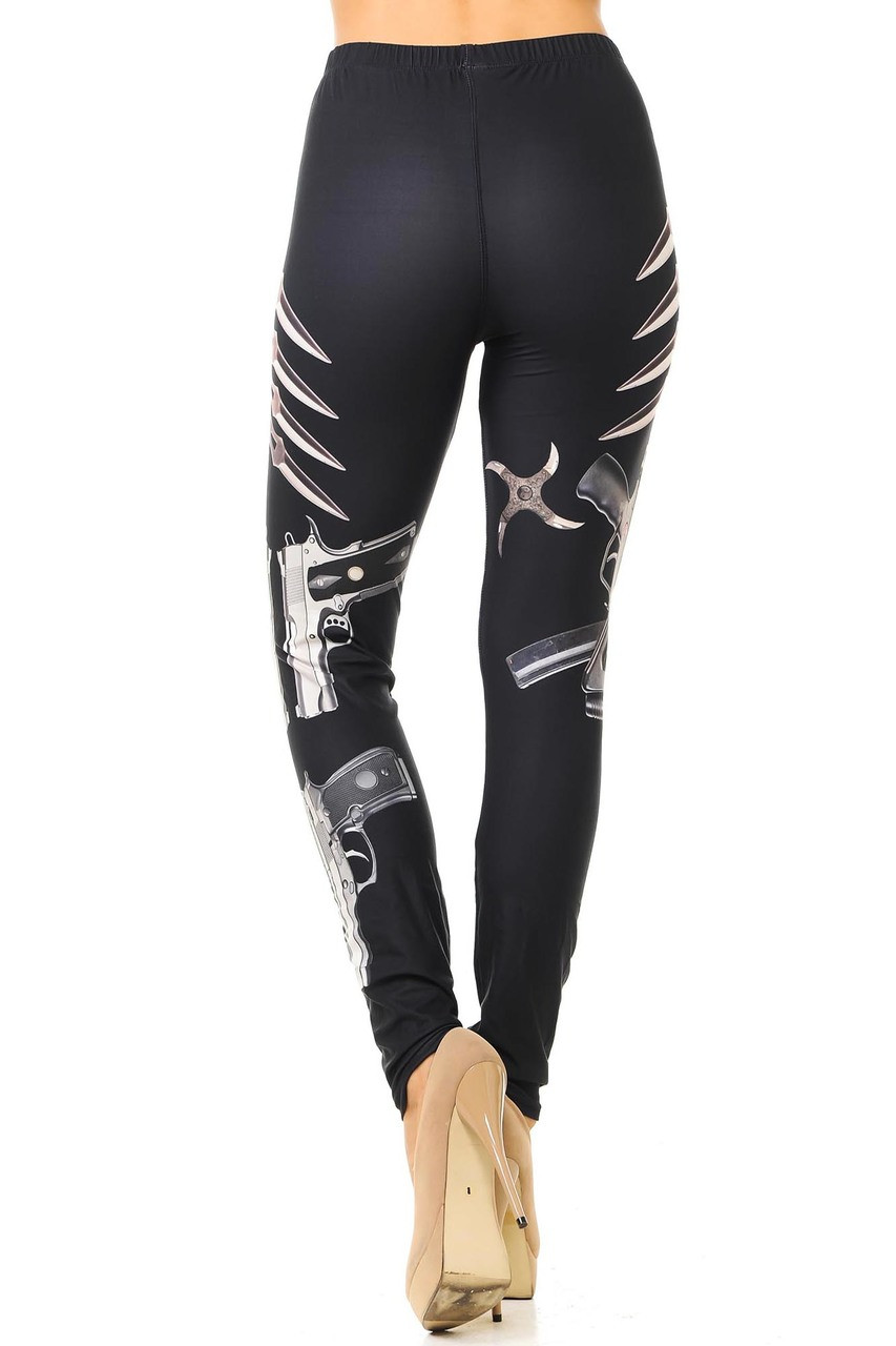 Creamy Soft Mission Impossible Leggings