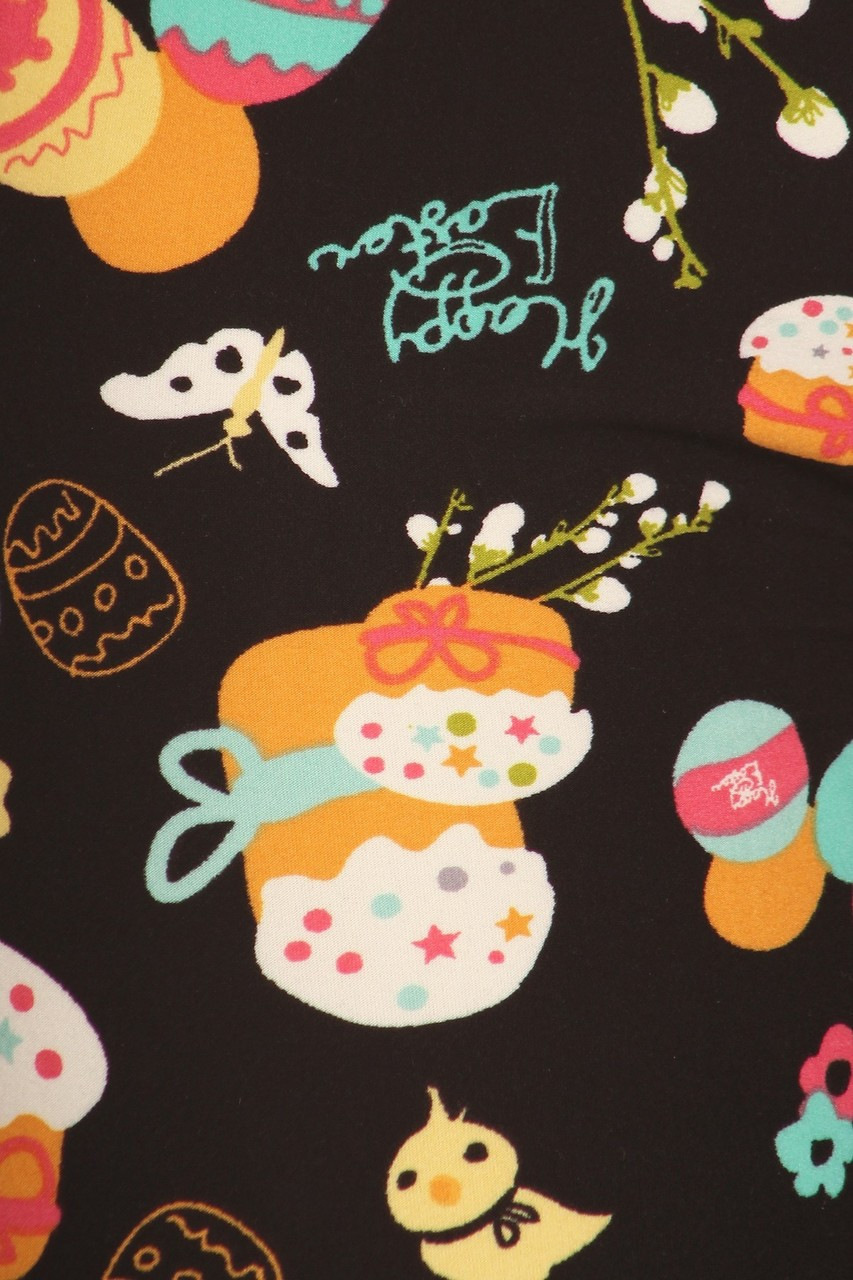 Buttery Soft Easter Extravaganza Leggings