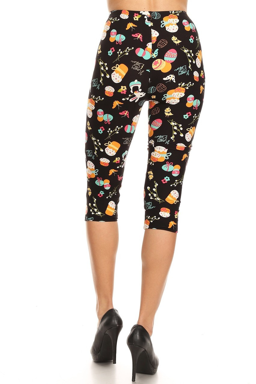 Buttery Soft Easter Extravaganza Capris