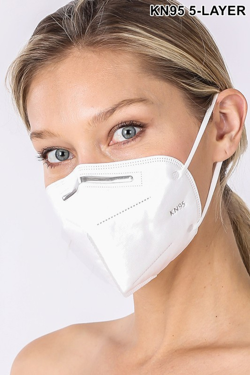 Box of 20 individually wrapped protective oral filtration masks.
