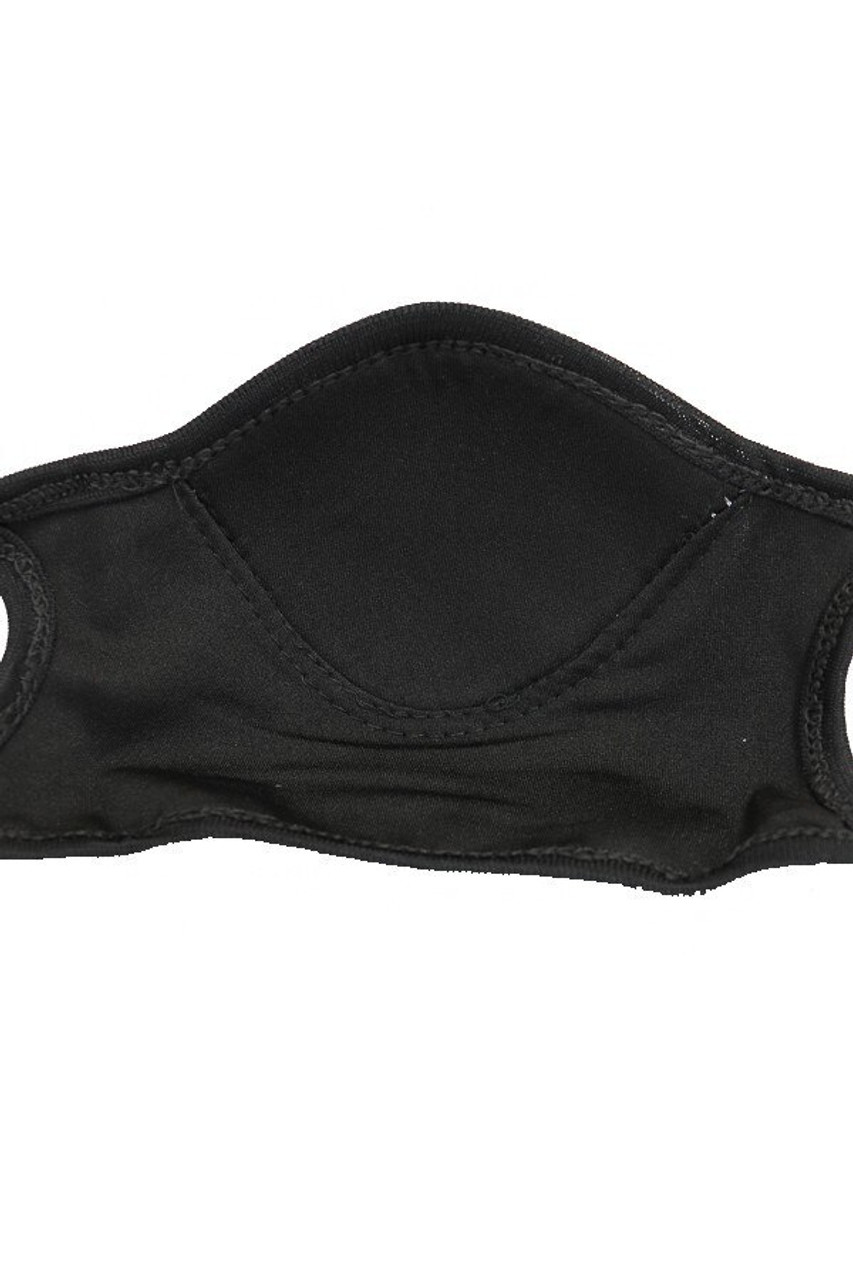 Inner view of Unisex Multi Layer Fabric Mesh Comfort Face Mask