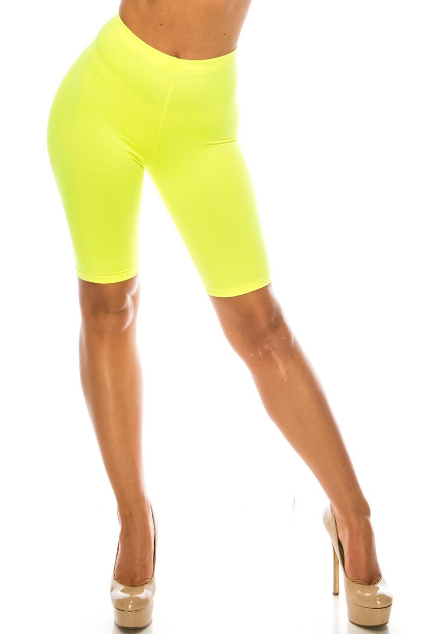 USA Basic Athleisure Shorts