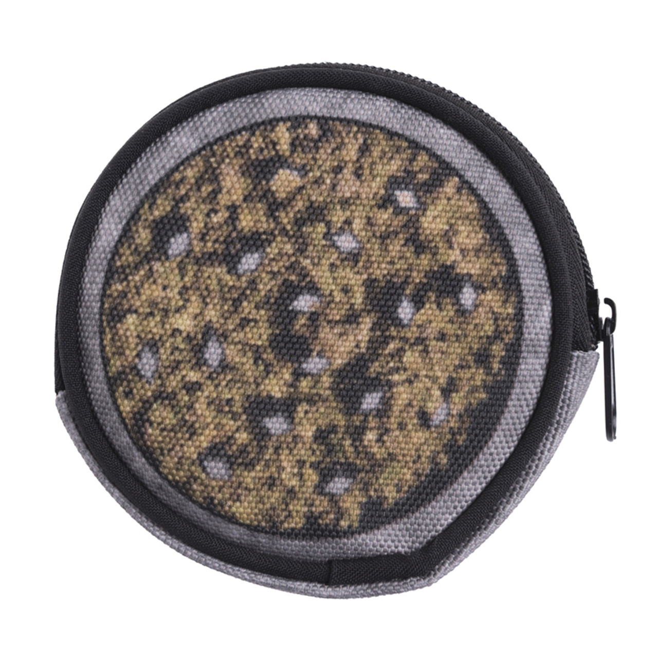 Weed Grinder Round Graphic Print Coin Purse - 18 Styles