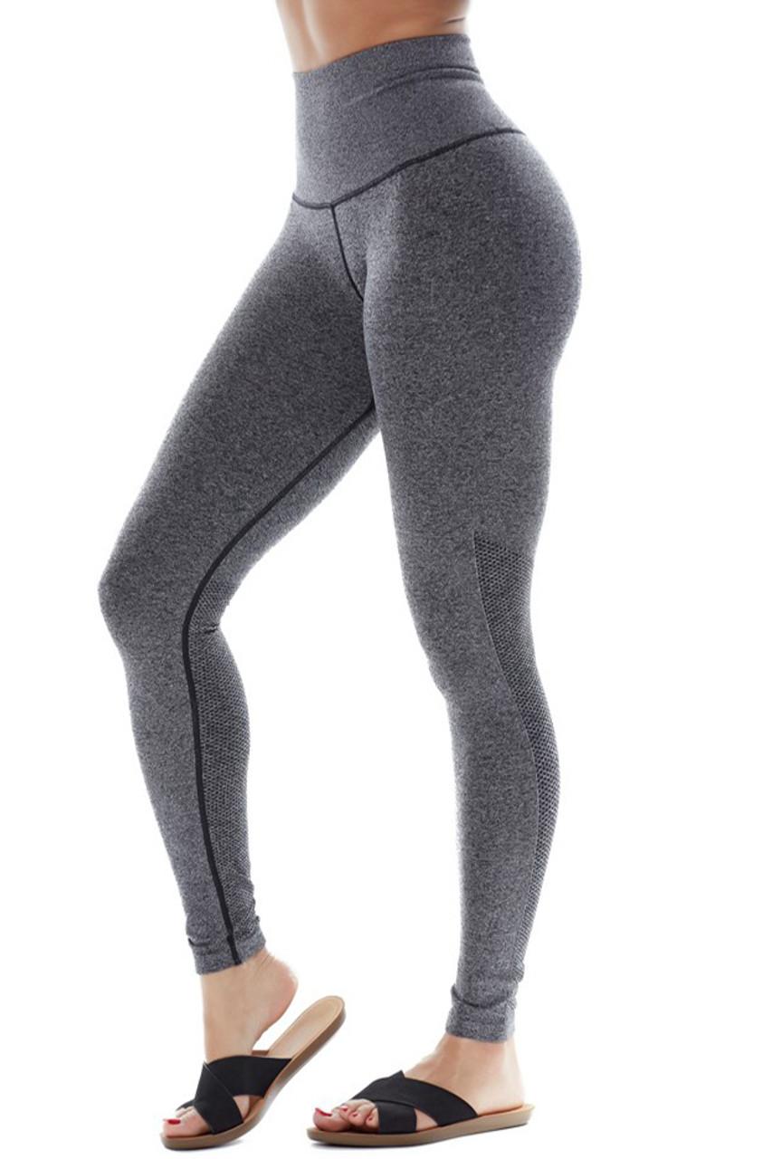 Premium Fitness  Melange Sport Leggings
