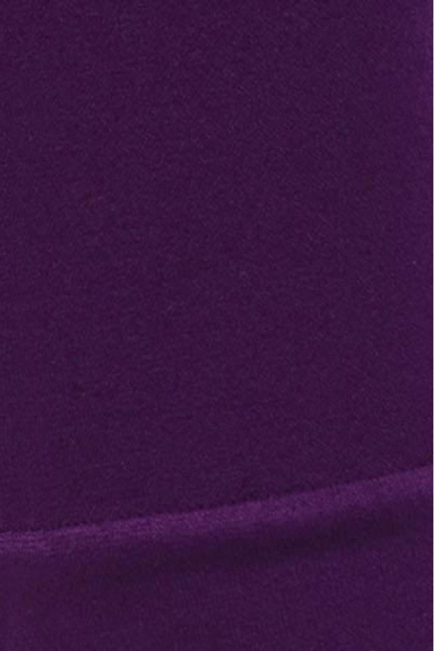Basic Full Length Spandex Leggings Fabric