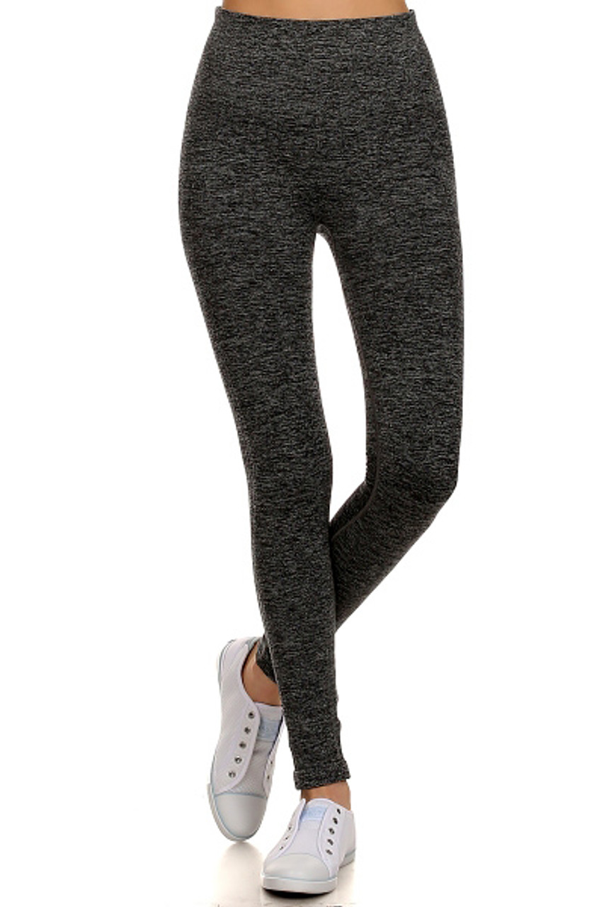 Athletica Heathered Leggings