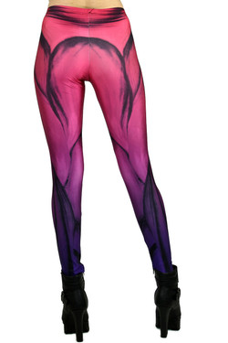 Ombre Muscle Leggings