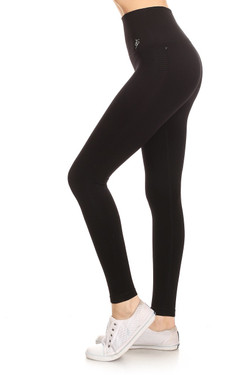 Side image of Free Motion Women's Sport Leggings