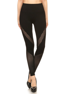 Blade Mesh Sport Leggings