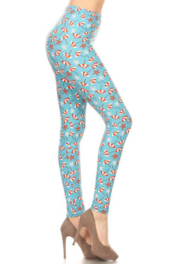 Wholesale Buttery Soft Umbrellas and Starfish Leggings