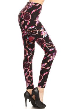 06057cf421 Dream Catcher Plus Size Leggings ...