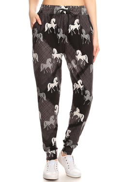 Buttery Soft Horse Stallion Joggers