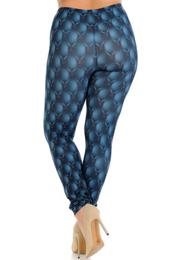 Creamy Soft Lavish Empress Plus Size Leggings - Signature Collection