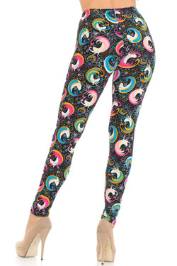 Buttery Soft Groovy Hip Unicorn Leggings