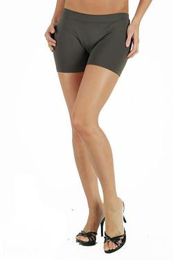 Nylon Spandex Plus Size Shorts